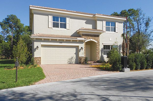 Creekside, an intimate gated community in Palm City, Florida