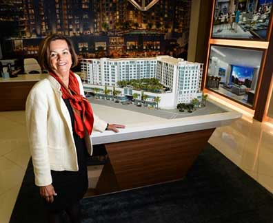 Downtown Sarasota luxury condomania: As tower projects rise, sales are brisk and mostly to local residents