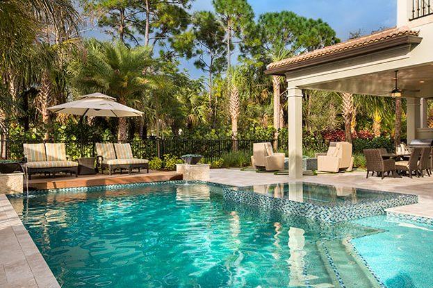 Gardenia Pool Area