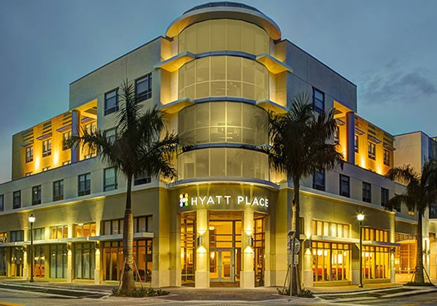 Hyatt Place Delray, a Kolter Group Property