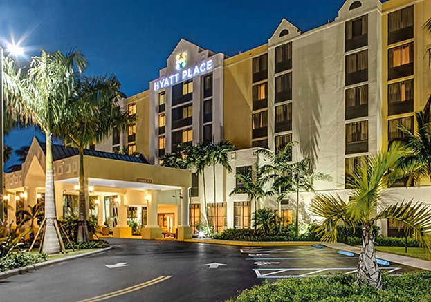 Hyatt Place Ft Lauderdale, a Kolter Group Property