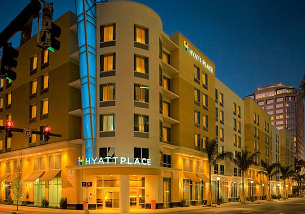 Hyatt Place West Palm Beach, a Kolter Group Property