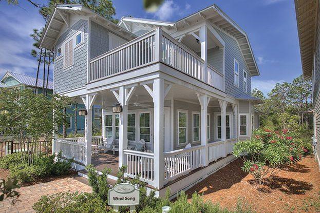 Naturewalk Wind Song Model Home