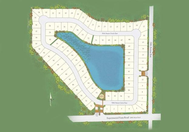 Oakhurst, Bradenton Fl Homesites