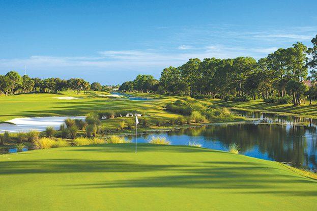 PGA Village Golf Course, Port St. Lucie, FL