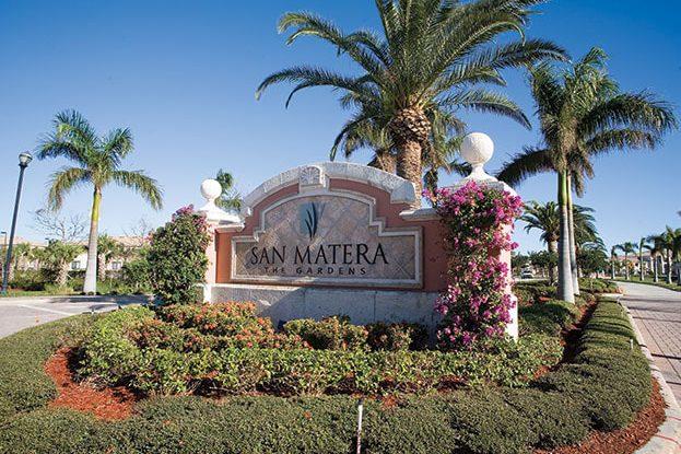 San Matera Entrance