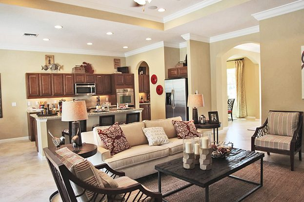 Savannah Estates Great Room