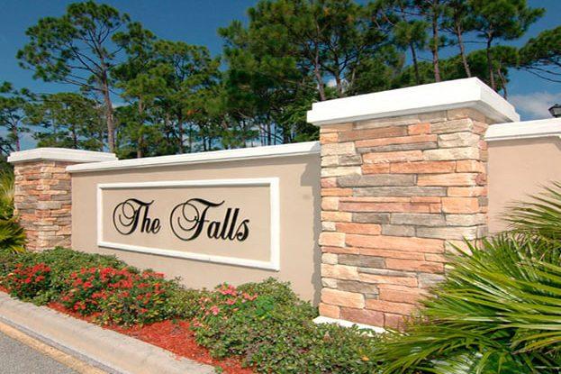 The Falls Entrance