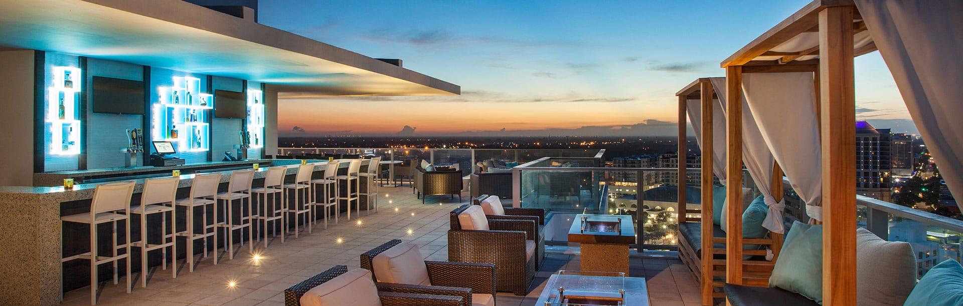 Kolter Rooftop Deck