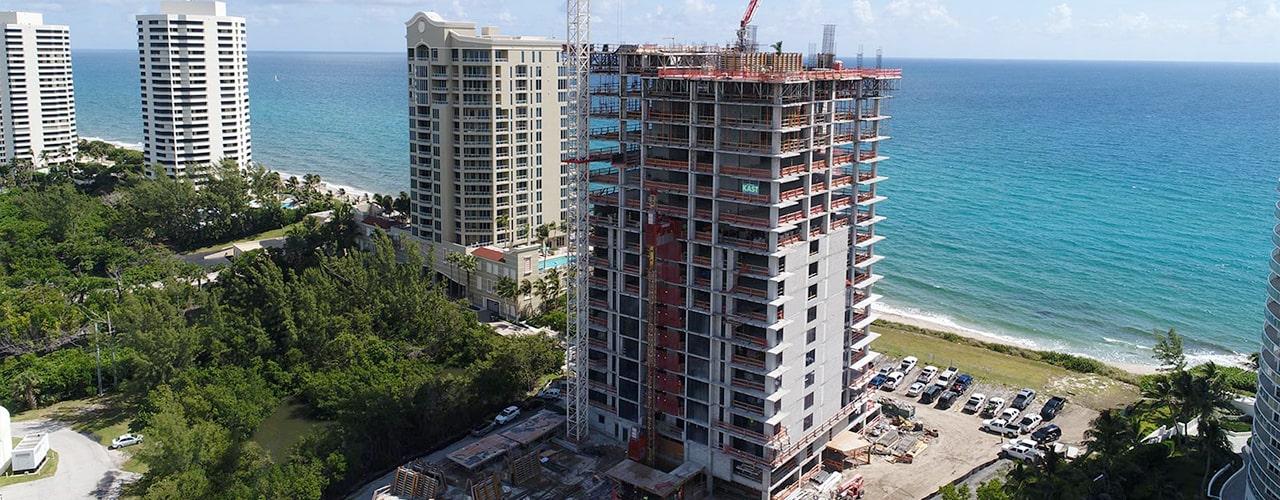 Kolter Urban Construction of 5000 North Ocean