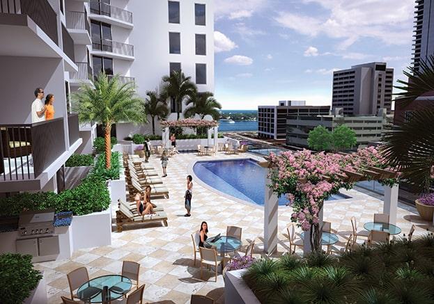 The Alexander West Palm Beach FL, a Kolter Group Property