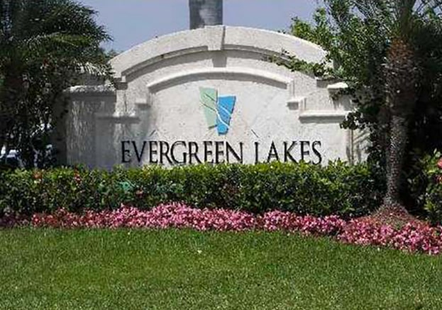 Evergreen Lakes, Coconut Creek, FL, a Kolter Group Property