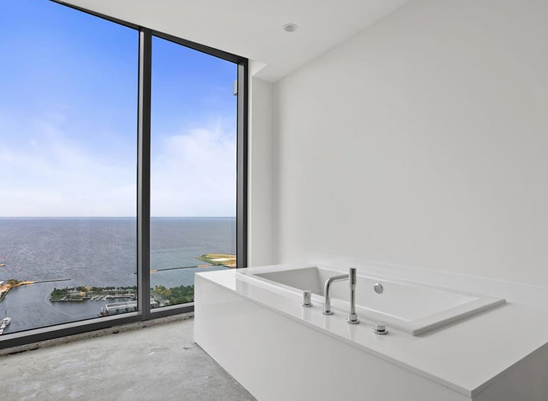Interior with Ocean View