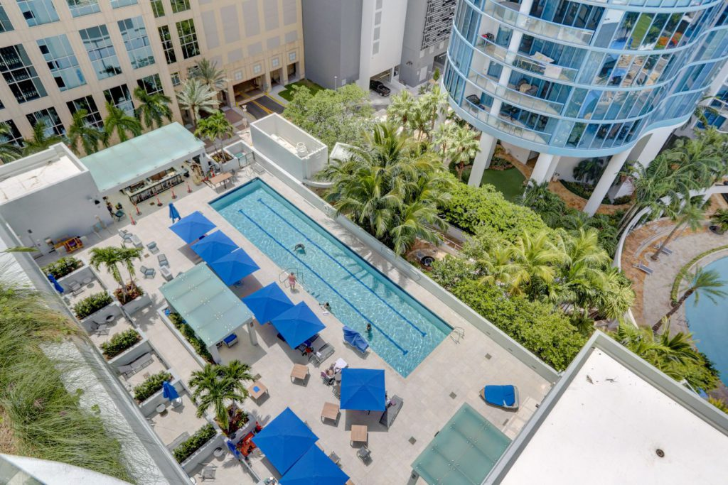 Hyatt Centric Pool