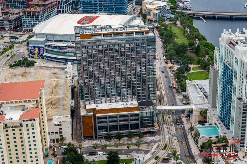 JW Marriott Hotel Under Construction