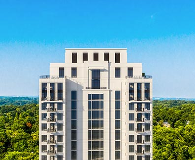 Kolter Urban tops out Buckhead condo tower early, reports strong sales